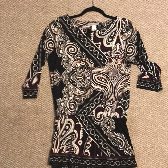 White House Black Market Tops - White House Black Market tunic